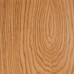 Plain Sliced Red Oak Clear Finish - USA Wood Doors
