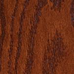 Plain Sliced Red Oak Bourbon Stain - USA Wood Doors