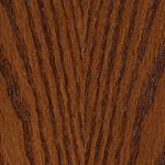 Plain Sliced Red Oak Nutmeg Stain - USA Wood Doors